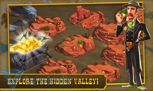 Westbound: Gold Rush Ekran Görüntüleri - 1