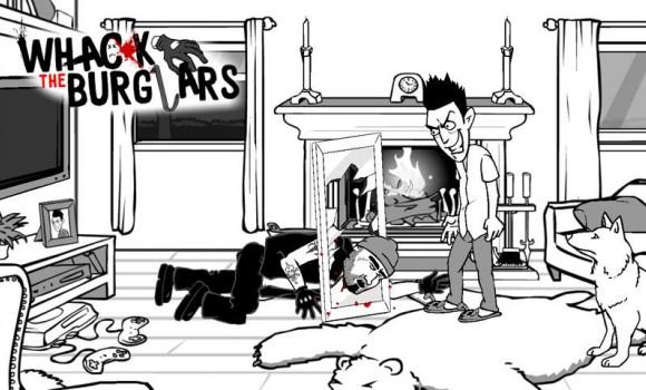 Whack the Burglars Ekran Görüntüleri - 4