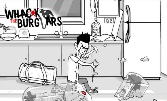 Whack the Burglars Ekran Görüntüleri - 2
