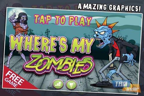 Where's My Zombies Ekran Görüntüleri - 5