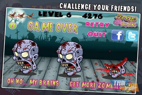 Where's My Zombies Ekran Görüntüleri - 3