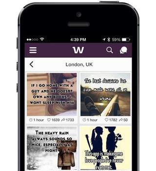 Whisper Ekran Görüntüleri - 1