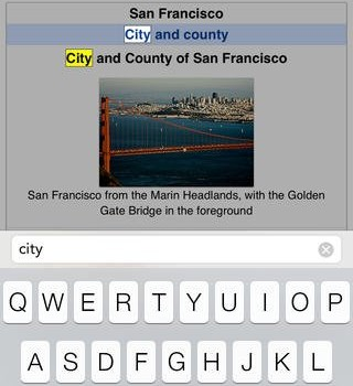 Wikipanion Ekran Görüntüleri - 1