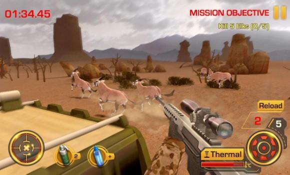 Wild Hunter 3D Ekran Görüntüleri - 5