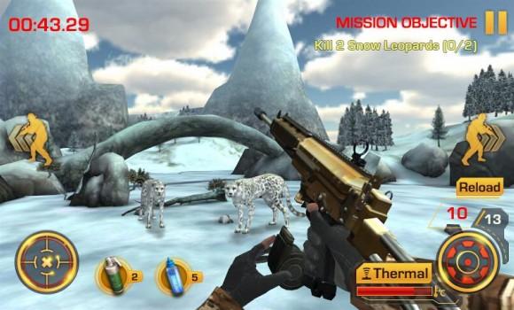 Wild Hunter 3D Ekran Görüntüleri - 3