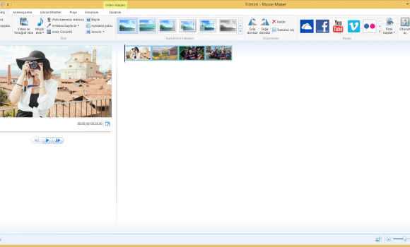 Windows Movie Maker Ekran Görüntüleri - 4
