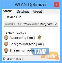 WLAN Optimizer Ekran Görüntüleri - 2