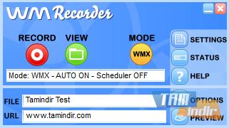 WM Recorder Ekran Görüntüleri - 2