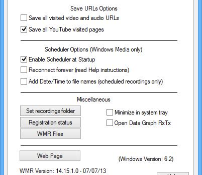 WM Recorder Ekran Görüntüleri - 3