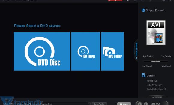 WonderFox DVD Ripper Pro Ekran Görüntüleri - 2