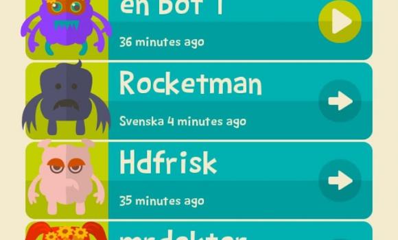 Word Monsters Ekran Görüntüleri - 4