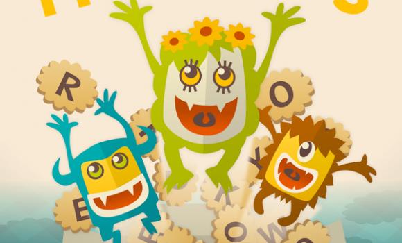 Word Monsters Ekran Görüntüleri - 1