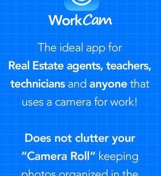 WorkCam Ekran Görüntüleri - 1