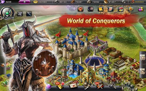World of Conquerors Ekran Görüntüleri - 3