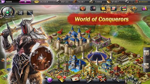 World of Conquerors Ekran Görüntüleri - 5