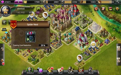 World of Conquerors Ekran Görüntüleri - 1