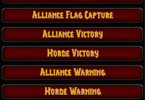 World of Warcraft Sound Packs Ekran Görüntüleri - 2