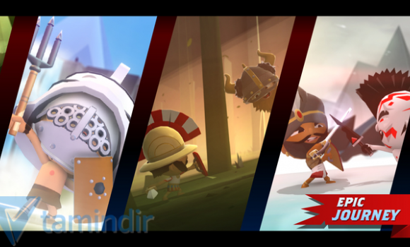 World of Warriors Ekran Görüntüleri - 1