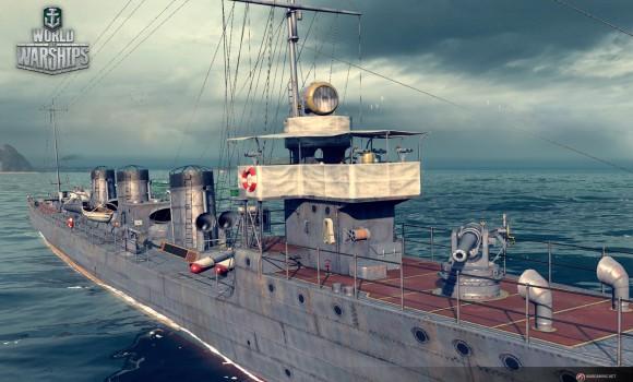 World of Warships Ekran Görüntüleri - 4