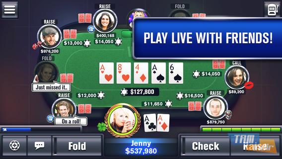 World Series of Poker Ekran Görüntüleri - 4