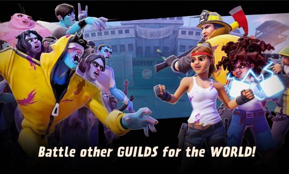 World Zombination Ekran Görüntüleri - 1