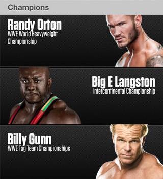WWE Ekran Görüntüleri - 1