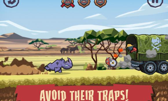 WWF Rhino Raid Ekran Görüntüleri - 2