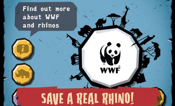 WWF Rhino Raid Ekran Görüntüleri - 1