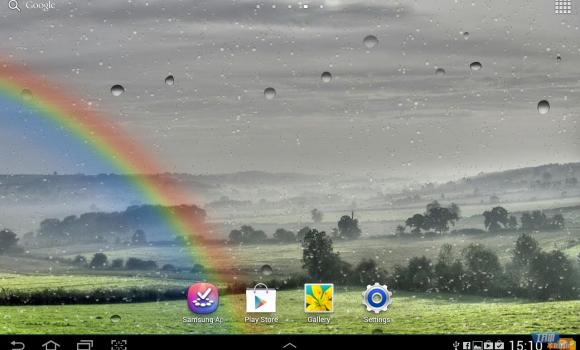Yağmur Damlası Duvar Kağıdı Ekran Görüntüleri - 7