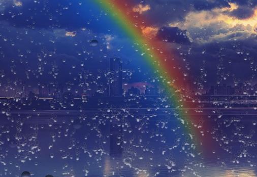 Yağmur Damlası Duvar Kağıdı Ekran Görüntüleri - 4