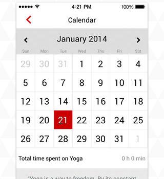 Yoga.com Studio Ekran Görüntüleri - 1