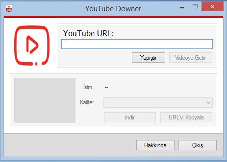 YouTube Downer Ekran Görüntüleri - 4