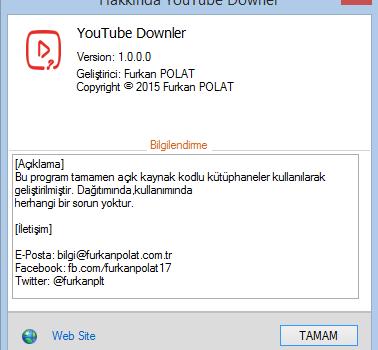 YouTube Downer Ekran Görüntüleri - 1