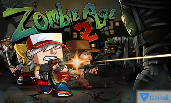 Zombie Age 2 Ekran Görüntüleri - 5