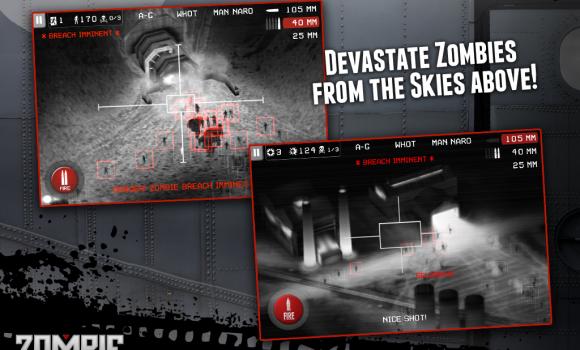 Zombie Gunship Ekran Görüntüleri - 1
