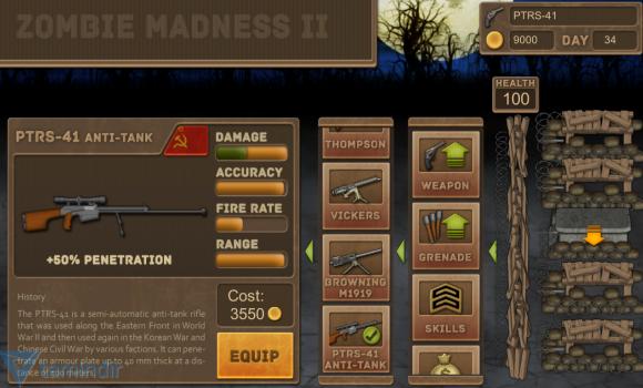 Zombie Madness 2 Ekran Görüntüleri - 2