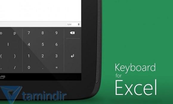 Keyboard for Excel Ekran Görüntüleri - 4