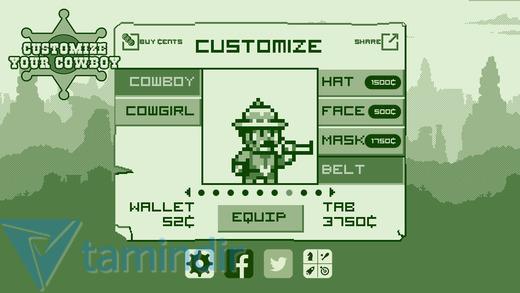 2-bit Cowboy Ekran Görüntüleri - 4