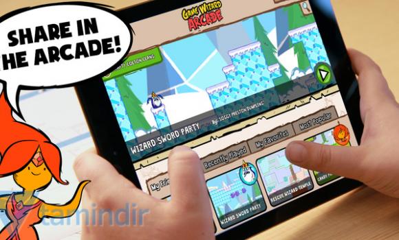 Adventure Time Game Wizard Ekran Görüntüleri - 1