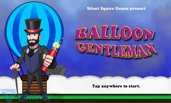 Balloon Gentleman Ekran Görüntüleri - 5