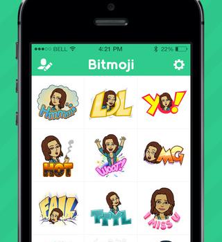 Bitmoji Ekran Görüntüleri - 2