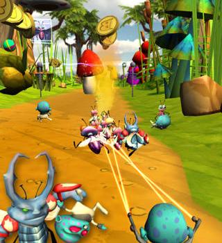 Bugs vs. Aliens Ekran Görüntüleri - 5