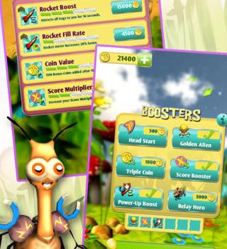 Bugs vs. Aliens Ekran Görüntüleri - 1