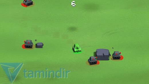 Bumper Tank Battle Ekran Görüntüleri - 3