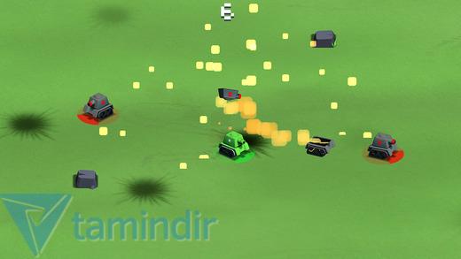 Bumper Tank Battle Ekran Görüntüleri - 5