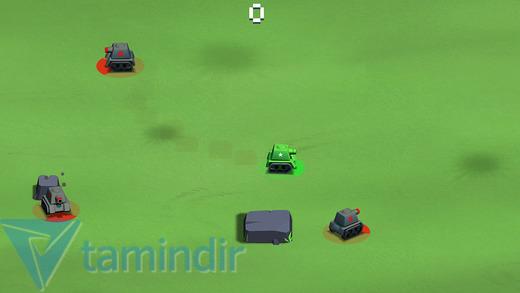 Bumper Tank Battle Ekran Görüntüleri - 2