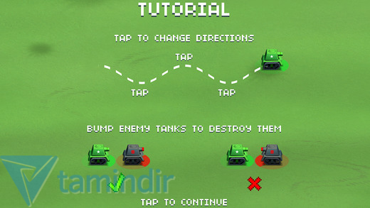 Bumper Tank Battle Ekran Görüntüleri - 1