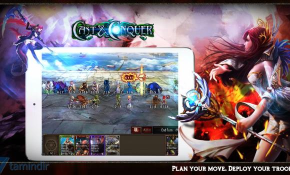 Cast & Conquer Ekran Görüntüleri - 7