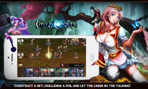 Cast & Conquer Ekran Görüntüleri - 3