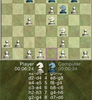 Chess V Ekran Görüntüleri - 3